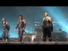 """Rammstein """"Stripped"""" Rock in Vienna 03.06.2016"""