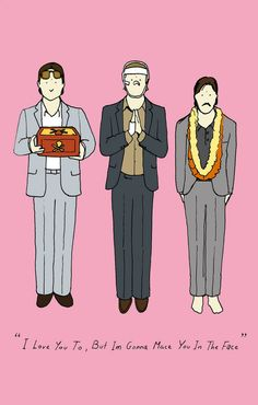 The Darjeeling Limited. Wes Anderson