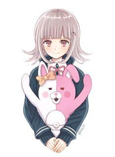 Nanami Chiaki, Fanart, Danganronpa 3, School Life, Hinata, Cool Girl, Anime Art, Drawings, Cute
