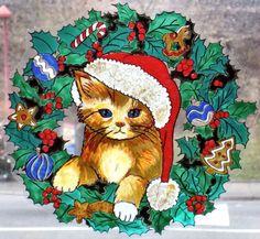 Les 36 Meilleures Images Du Tableau Noel Vitre Sur Pinterest