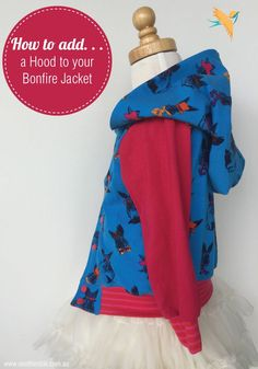 One Thimble   Add a Hood to your Bonfire Jacket   How to add a hood to any jacket