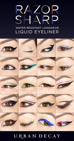 Is your eyeliner in need of a major upgrade? Meet the ultimate liquid eyeliner…