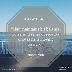 Which direction are you moving? #balance #MindfulMatter