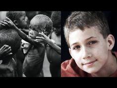 Como es que este niño le salvó la vida a miles de niños africanos