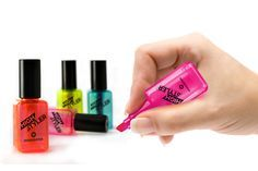 High Styler Nail Polish Highlighter Pens Set of 4