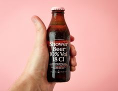 "Check out this @Behance project: ""Shower Beer"" https://www.behance.net/gallery/46393235/Shower-Beer"