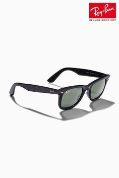e66f73049c Buy Ray-Ban® Black Wayfarer Sunglasses from the Next UK online shop