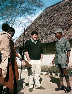 Hugo in Kenya