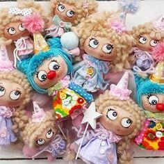 Мои девочки уехали в Китай. Пс.пс. А Почта России совсем совесть потеряла со своими ценами. My girls are on their way to China) #dolly #dolls #doll #dollmaker #clothdoll #clown #fairy #butterfly #кукларучнойработы #интерьернаякукла #кукла #куколка #миникукла #миниатюра #клоун #фея #бабочка #назаказ #кукланазаказ #авторскаяработа #авторскаяидея #авторскаякукла #губимушка #подарок