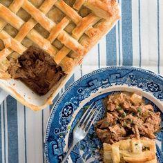 Maklike varknekpastei South African Dishes, Food To Make, Waffles, Recipies, Pork, Yummy Food, Baking, Breakfast, Afrikaans