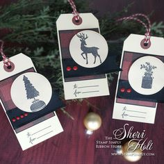 Stamp Simple Farmhouse Christmas Tags created by Christmas Farmhouse Gift Tag Prima Paper Stamp Simply Stamp Simply Clear Stamps Christmas Card Crafts, Christmas Tag, Country Christmas, Christmas Themes, Christmas Ornaments, Ribbon Store, Simply Stamps, Clear Stamps, Paper Design