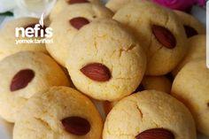 İrmikli Mısır Unlu Kurabiye Muhteşem Bir Lezzet Doughnut, Beverages, Food And Drink, Pizza, Cookies, Sweet, Desserts, Cupcake, Kitchen