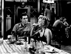 Marilyn Monroe in Clash By Night (1952).