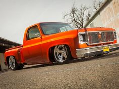 You Won't Believe What Powers This 1978 Chevrolet Stepside