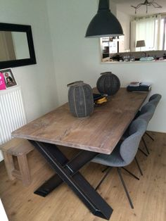 OMG stoel / OMG stuhl / OMG chair Zuiver in black / grey @ designwonen