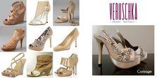 Nude heels from Veruschka
