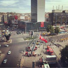 Bugün Şehrimiz @Ankara'nın Başkent Oluşunun 92. Yıl dönümü.  Tüm...