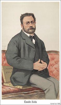 Émile Zola   À la française …