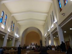 Interior da Igreja Bósnia