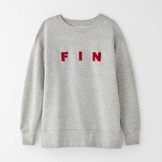 Band of Outsiders 'FIN' Sweatshirt
