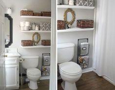 31 Best Over Toilet Storage Images Bathroom Furniture Bathroom