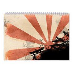 Japan 2017 Calendar