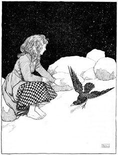 William Heath Robinson (1872-1944) - Hans Andersen's Fairy Tales, 1913