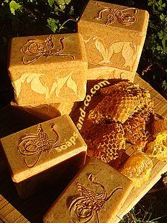 zabos-mézes szappan
