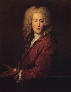 Nicolas Lancret - Autoritratto                 http://it.wikipedia.org/wiki/Nicolas_Lancret