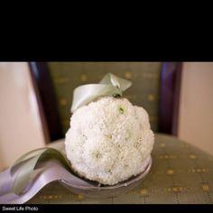 A cute pompon pomander