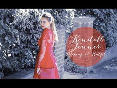 Kendall Jenner Modern Muse Le Rouge Tutorial + Outfits | Hello October AD