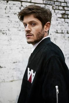 Iwan Rheon, aka The Love of My Life, aka My BabyDaddy If That Was Still Physically Possible ;-)
