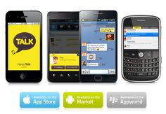 KakaoTalk is a phone number based messenger service that allows iPhone and android users anywhere in the world to chat one-to-one or in a group for free