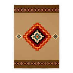 Romanian Folk Motifs Rug by Filip - CafePress Native American Blanket, Custom Area Rugs, Small Area Rugs, C2c Crochet, Bargello, Accent Rugs, Rug Making, 5 S, Folklore