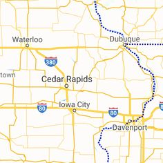Iowa Department of Transportation Trucker Information Road Trip Planner, Travel Planner, Massage Place, Route 66 Road Trip, Massage Envy, Drive In Movie Theater, Historic Route 66, Cedar Rapids, Yacht For Sale