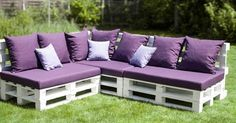 outdoor pallet furniture | 39 outdoor pallet furniture ideas and DIY projects for your patio ...