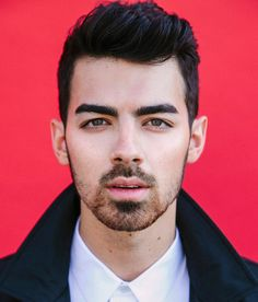 Joe Jonas eyebrows. )