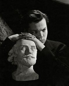 I think an artist has always to be out of step with his time. ~ Orson Welles