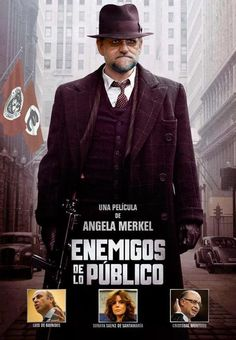 Enemigos de lo público How To Make, Movies, Movie Posters, Fictional Characters, Spain, Funny Posters, Film Posters, Piggy Bank, Enemies