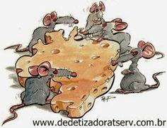 Os ratos deixam trilha? www.tserv.com.br