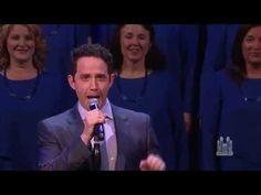 Happy Medley - Santino Fontana & the Mormon Tabernacle Choir