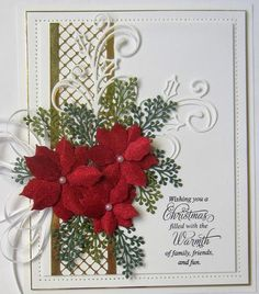 Christmas Card from Creative Play Stamps.