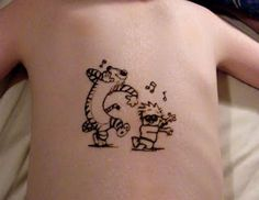 calvin and hobbes tattoos on pinterest calvin and hobbes tattoo calvin and hobbes and tattoos. Black Bedroom Furniture Sets. Home Design Ideas