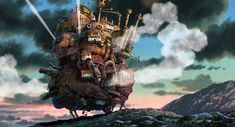 Studio Ghibli: A beginner's guide through the worlds of <em>Spirited Away</em>, <em>Mononoke</em>, and beyond