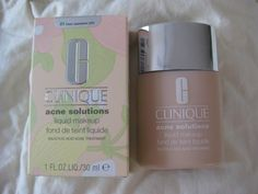 How I Got Rid Of My Acne| Clinique| Acne Products| Skincare
