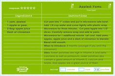 Appled-Yams | Little Green Pouch