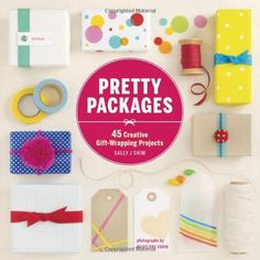 Pretty Packages: 45 Creative Gift-Wrapping Projects di Sally J. Shim http://www.amazon.it/dp/1452125996/ref=cm_sw_r_pi_dp_8qsgub1VE96CF
