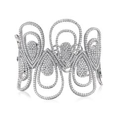 Platinum #bracelet by Heinz Meyer
