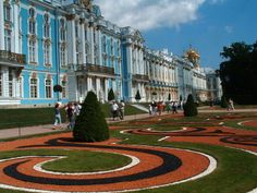 St. Petersburg Catherine Palace Amber Room Russia