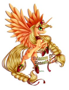 Princess Of Honesty - my-little-pony-friendship-is-magic Fan Art